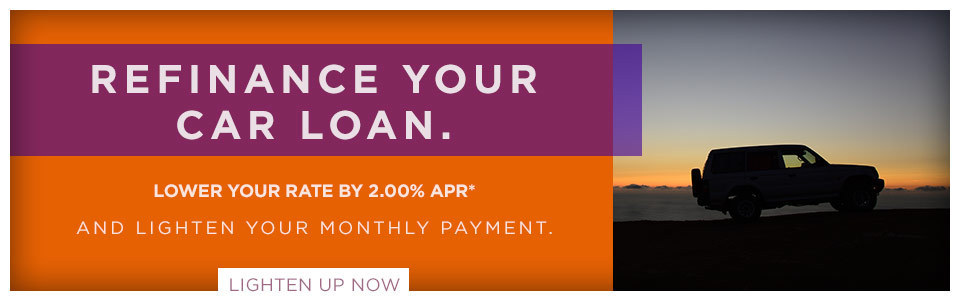Refinance your car loan.